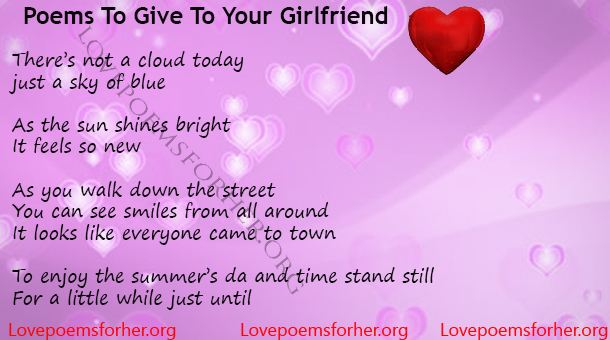 What to give a girl if your dating